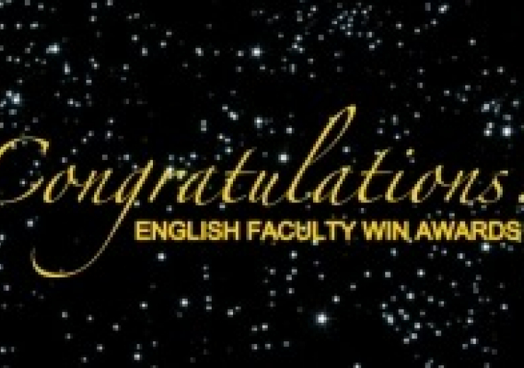 We are delighted to celebrate the accomplishments of our faculty whom won awards on June 25th.